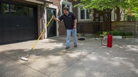 How To Seal Concrete Patio by Should I Seal Concrete Or Asphalt Driveway Angie S List