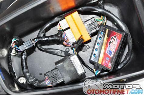 Injektor Karburator Injeksi Injektor Honda Sonic 150 Fi Original upgrade performa honda beat fi colek dikit naik 4 hp