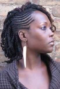 weave two duky braid hairstyle protective styles two strand twists and next style on