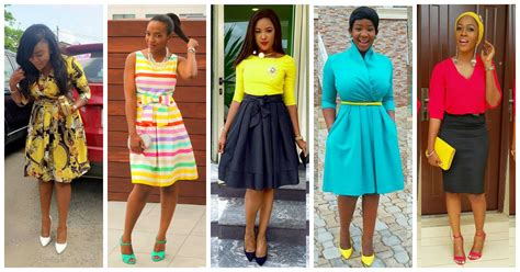 10 Stunning Fashion Outfits For Church   Amillionstyles.com