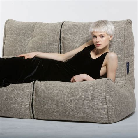 Two Seater Bean Bag Sofa by 2 Seater Sofa Designer Bean Bag Bean Bag