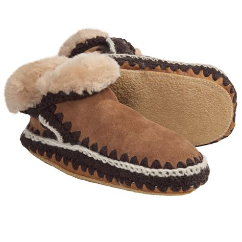 shearling slippers for woolrich winter boot slippers suede shearling