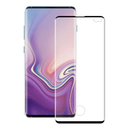 eiger samsung s10 plus friendly tempered glass screen protector reviews
