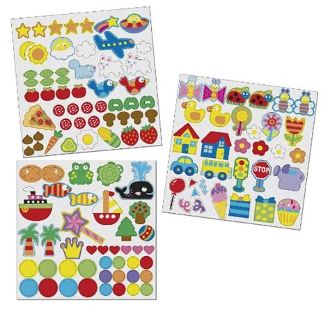 My Pad Stick And Learn Activity Book Us Stc Stickb alex toys scribble import it all