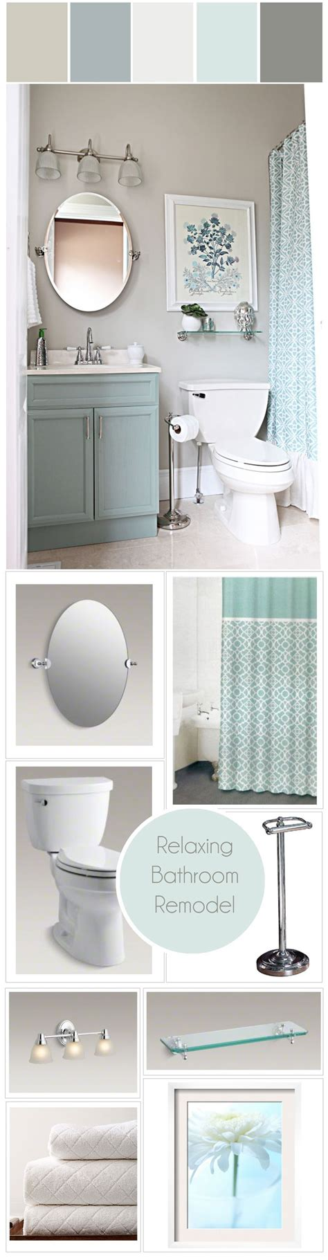 bathroom paint colours ideas 25 best ideas about bathroom color schemes on