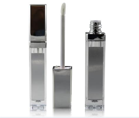 lip gloss with led light and mirror 50pcs silver 5 g empty lip gloss containers with led light