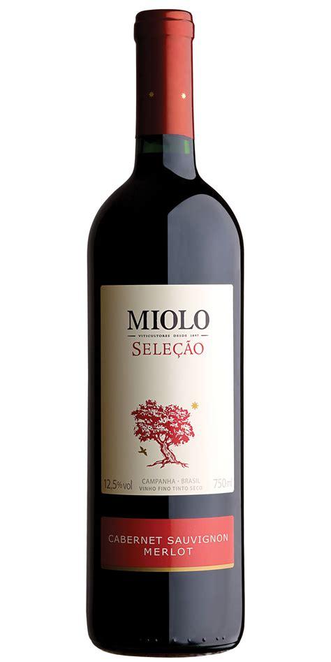 Happy Hour 2003 Franus Cab Sav by Vinho Miolo Sele 231 227 O Cabernet Sauvignon Merlot 750 Ml