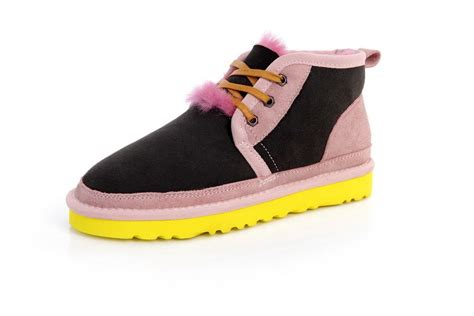 colorful uggs ugg neumel colorful 3236 slippers black