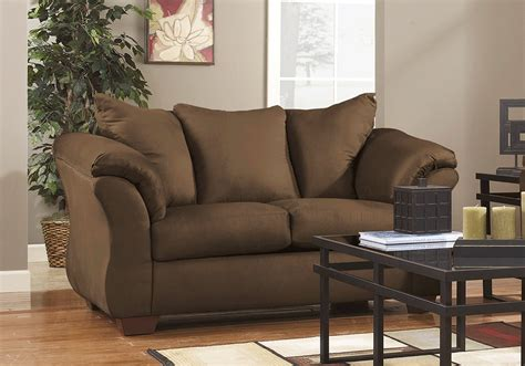 Set Sofa Cafe darcy cafe sofa set evansville overstock warehouse