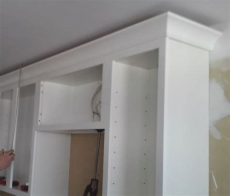 Ceilings That Are Not Level and Crown Molding