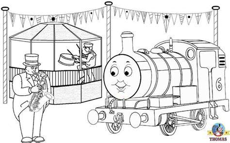 January 2011 Train Thomas The Tank Engine Friends Free Percy Coloring Pages