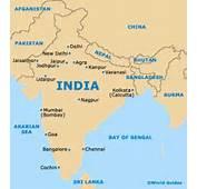 Map Of Mumbai Chhatrapati Shivaji Airport BOM Orientation And Maps