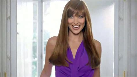 model commercial garnier garnier nutrisse ultra color tv commercial featuring