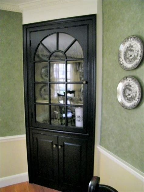 rooms to go corner china cabinets corner china cabinet black foter