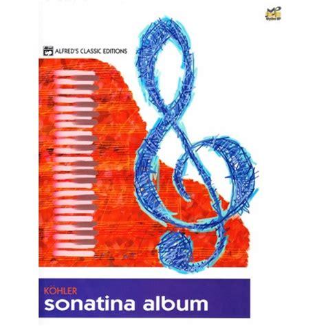 42 Classics Rhythm Mp Publisher k 246 hler sonatina album alfred s classic editions