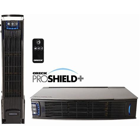 oreck proshield  air purifier acevacuums