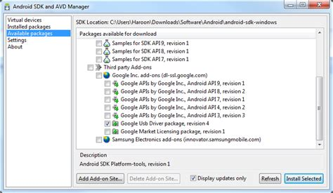 android drivers how to install adb android sdk what is sdk