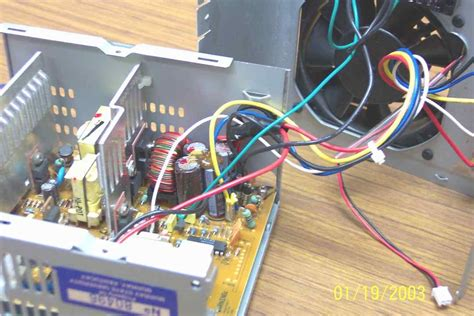 load resistor for power supply pc power supply