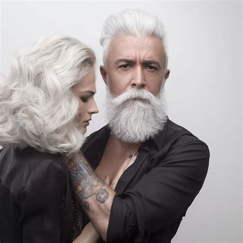 beards are trendy alessandro manfredini trendy grey by lothmann