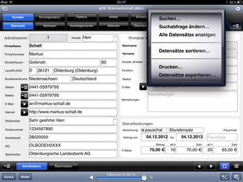 filemaker layout menu set filemaker datenbanken mit popup men 252 s ohne plugin