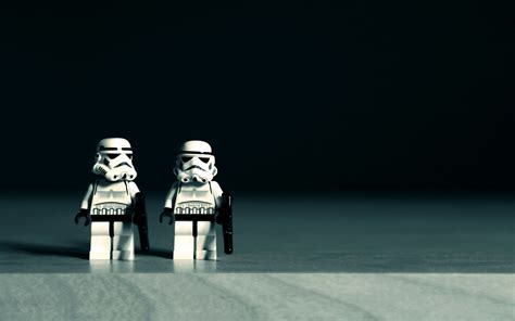 stormtroopers wars lego toys desk hd wallpaper