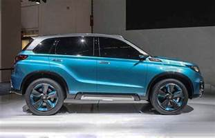 Suzuki Grande Vitara 2018 Suzuki Grand Vitara Changes Redesign Review And