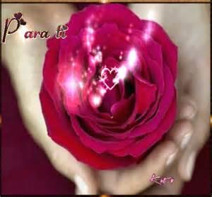imgenes de con rosas y corazones imgenes de imagenes animadas de rosas con corazones