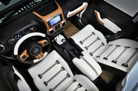 White Jeep Wrangler With Interior The Next Special Edition Nautic Jeep Wrangler Forum
