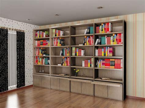 Rak Buku 80 desain rak buku minimalis unik desainrumahnya