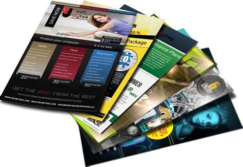 flyer design and printing uk flyer printing the godalming print company