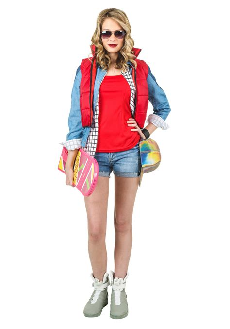 women s marty mcfly costume price 69 99
