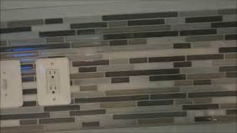 How To Install Glass Mosaic Tile Backsplash In Kitchen Detailed How To Diy Backsplash Tile Installation