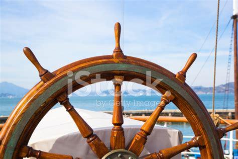 sailing boat steering wheel sailing ship steering wheel stock photos freeimages