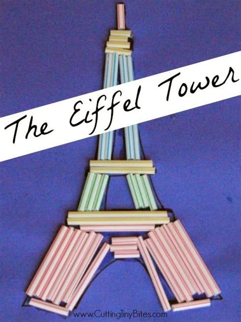 eiffel tower craft for 1000 ideas about eiffel towers on a