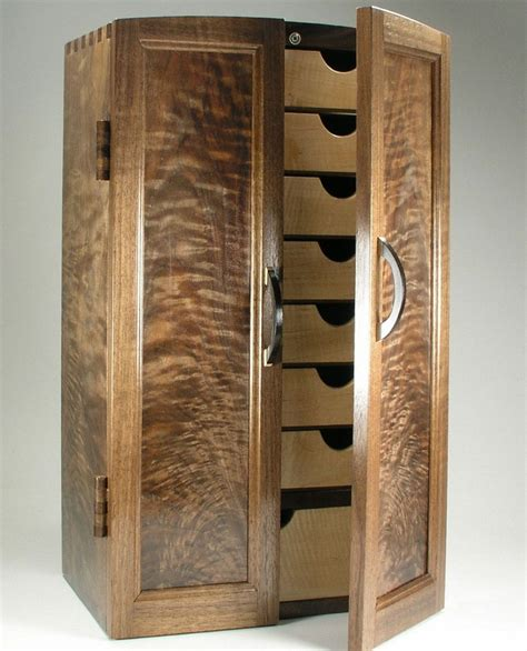 maple jewelry armoire matanda wood the art of wood