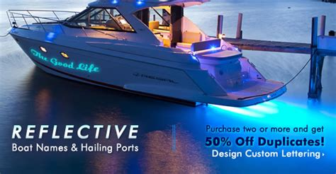 boatus name decals custom boat name graphics bing images