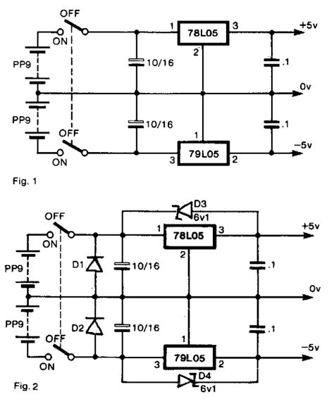 Fa5304 Bipolar Ic For Switching Power Supply power supply schematic battery get re charging a car battery with computer power supply