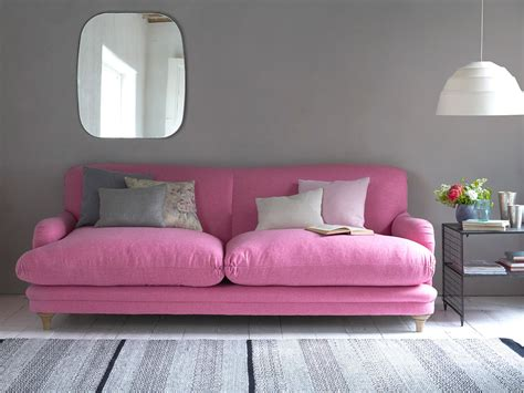 pink sofa bed pudding sofa traditional style sofa loaf