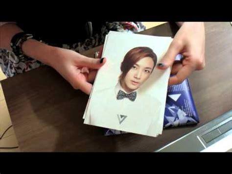 Seventeen Carat 2nd Card unboxing 12 bts 2 cool 4 skool album doovi