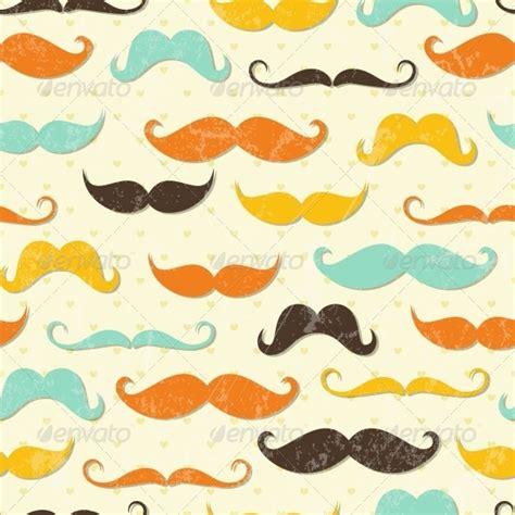 pattern photoshop beard mustache seamless pattern graphicriver
