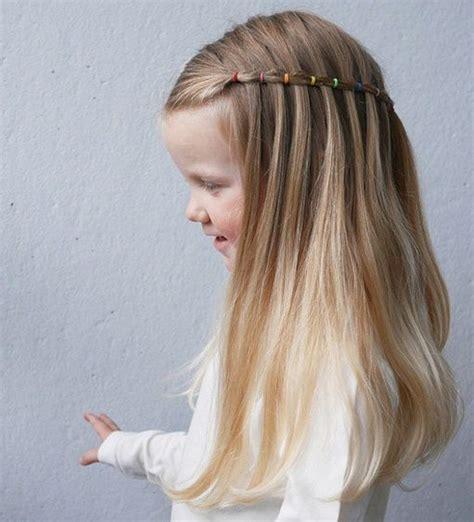 peinados nias peinados de ni 241 a con ligas tendencia infantil en peinados