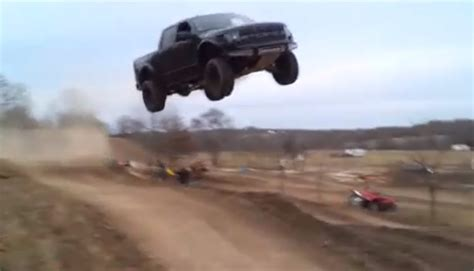 ford raptor jump ford raptor jumps 90