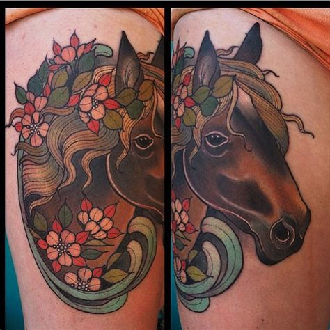 150 best horse tattoos and meanings 2017 collection