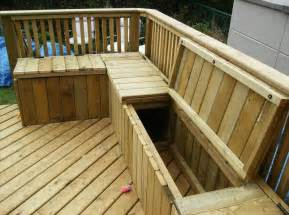 deck bench seating on pinterest deck benches deck storage bench and deck seating