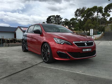 peugeot best selling car 2016 peugeot 308 gti launches in australia photos 1 of 25