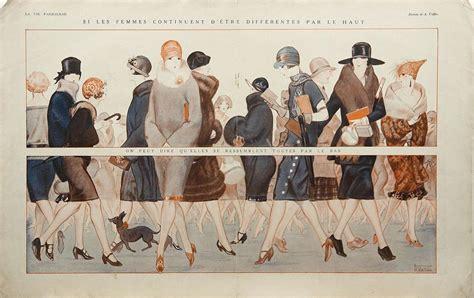 1396476474 la vie elegante a paris мода 100 лет назад elegant new york