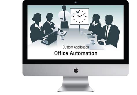 Office Automation Office Automation Custom Application Portfolio Kaushalam