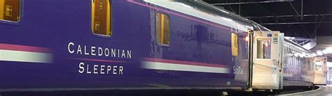 Edinburgh To Sleeper Times by Caledonian Sleeper Find Stations Times And Book
