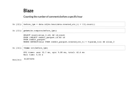 sys extract utc querying 1 8 billion reddit comments with python