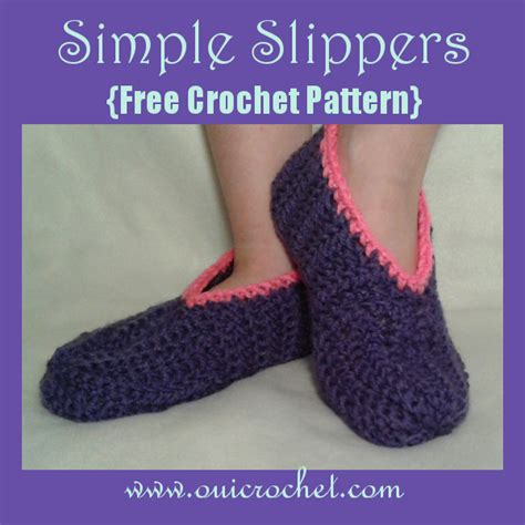 beginner crochet slipper pattern simple crochet slippers for beginners crochet and knit